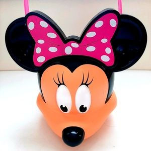💢2 for $30💢Minnie Mouse Plastic Bucket